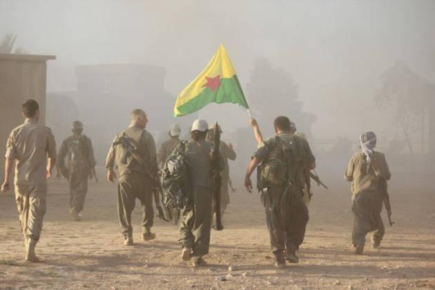 Con la resistenza di Kobanê! – 1 Novembre, ore 15, Porta Venezia