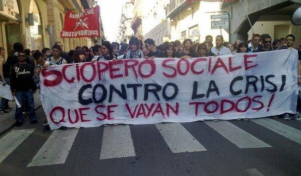 [DallaRete] Landini: lo sciopero sociale parla alla Fiom