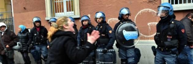 [DallaRete] Viaggio a Corvetto, un'inchiesta su case popolari e occupazioni
