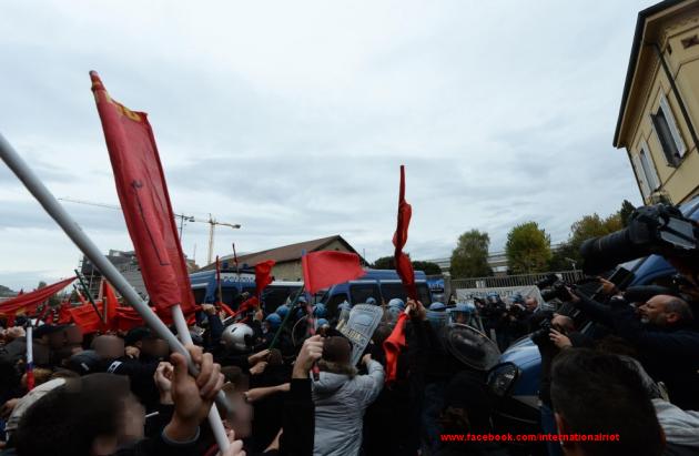 [DallaRete] Contro lo Sblocca-Italia Napoli resiste!
