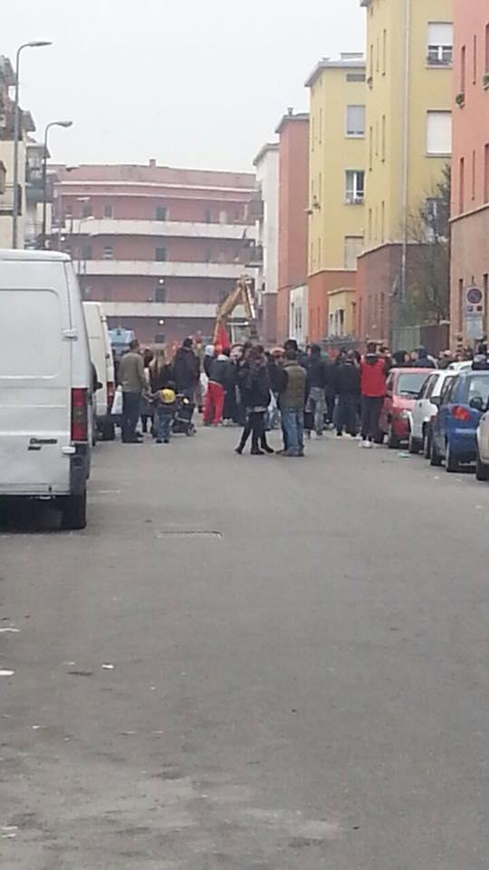 [News] Sgombero in corso in Giambellino