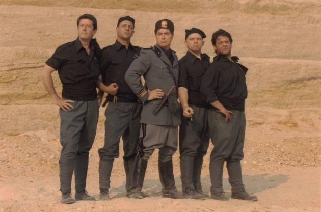 I fascisti conquistano San Siro e Niguarda (su Marte)!