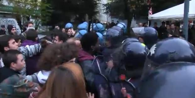 [News] Fascisti al Gratosoglio? Anche no!