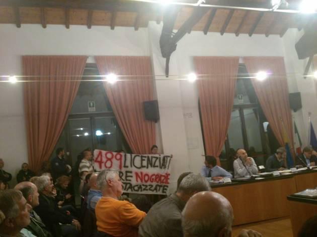 Aggiornamenti sulla situazione Ecare di Cesano Boscone. #bastacazzate