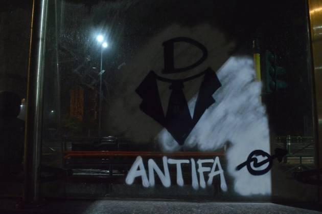 DillingerProject contro il raduno nazi