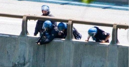 """Maxirprocesso: """"Sparagli in faccia!"""" gridavano gli agenti il 3 Luglio alla Maddalena"""