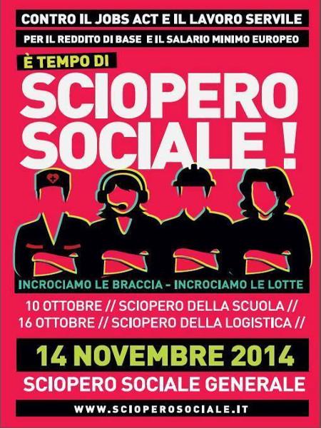 [DallaRete] L'assemblea nazionale verso lo sciopero sociale del 14 Novembre