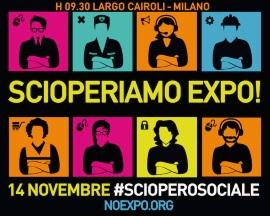 Sciopero Sociale 14 novembre