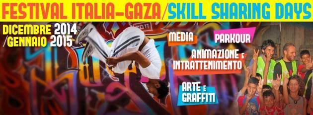 [DallaRete] GAZA. Arte, circo e sport per aprirsi al mondo