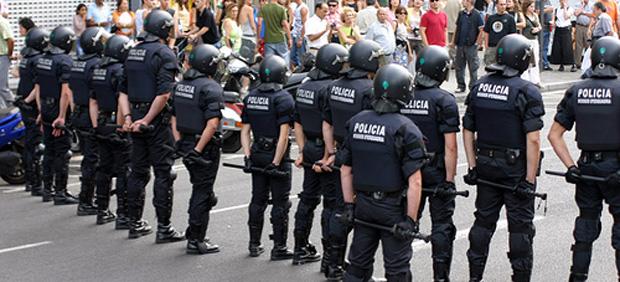 Spagna – tra operazioni repressive e leggi draconiane sull'ordine pubblico