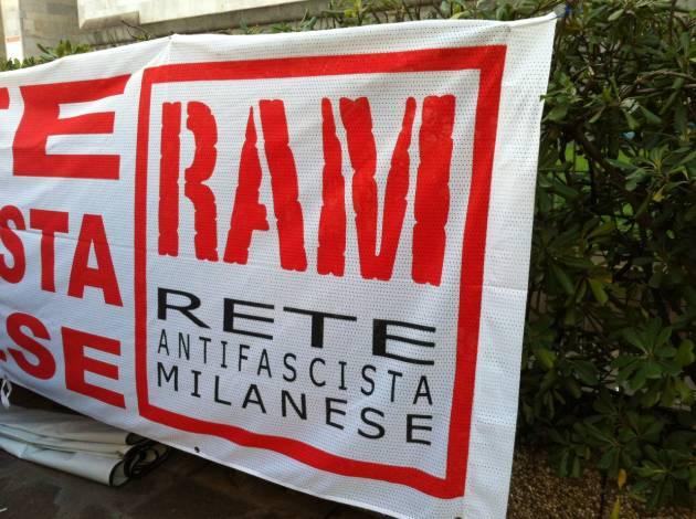 Forza Nuova in una sala della Provincia di Milano! Antifascisti in mobilitazione!