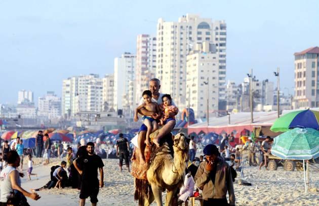 Festival Italia – Gaza,  scambio e formazione di arte e sport