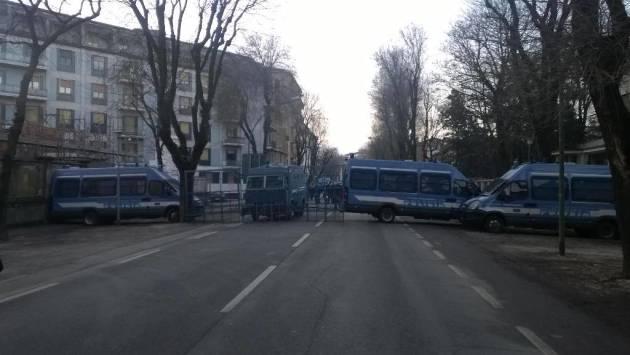 [News] Lacrimogeni contro il corteo antifascista a Cremona