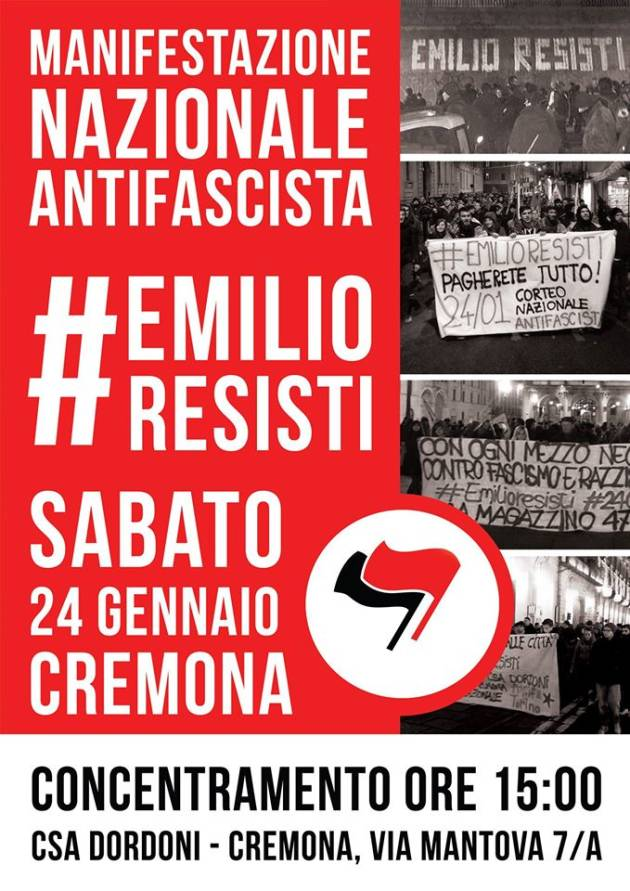 Treno da Milano per raggiungere il corteo nazionale antifascista a Cremona. #EMILIORESISTI