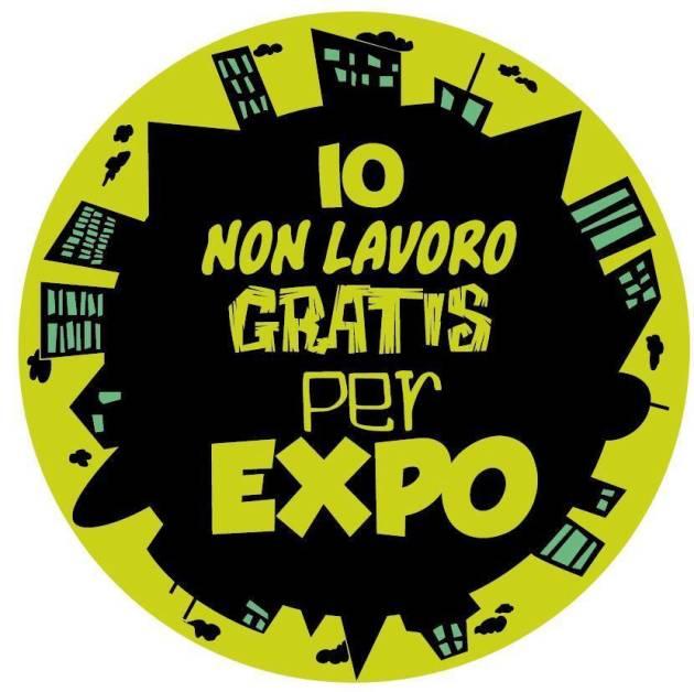 Io non lavoro gratis per Expo: il video!