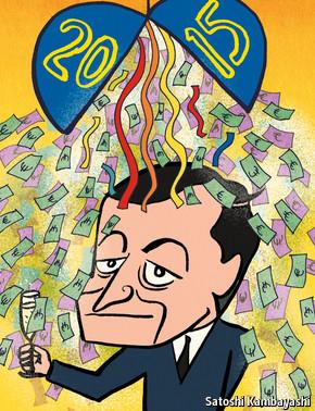 [DallaRete] Il Quantitative Easing di Draghi: 60 miliardi al mese