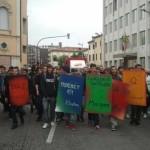 [DallaRete] Padova: repressione si abbatte sullo sciopero sociale del #14N