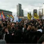 L'unica malattia è l'omofobia! – dalla manifestazione