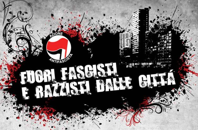 Fuori i fascisti e i nazisti dalla Statale