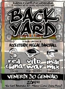 Back-Yard as a Gift @ Milano