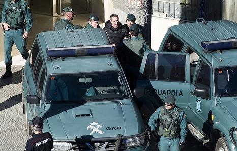 [DallaRete] Paesi Baschi, retata contro gli avvocati della sinistra indipendentista