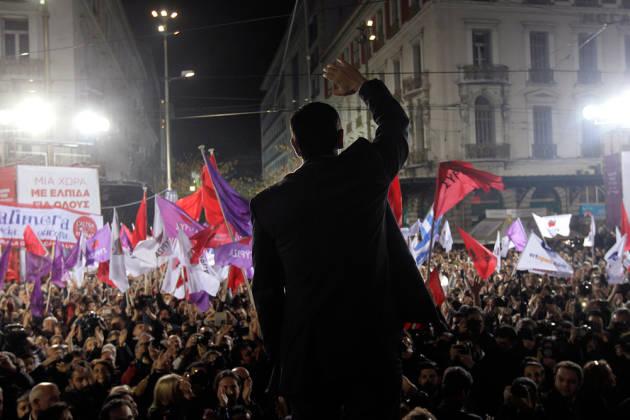 [Contributi sulla Grecia vol.3] Quattro considerazioni sulle elezioni greche
