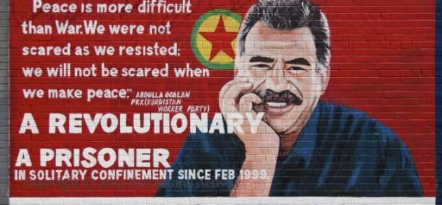 [DallaRete] 10 milioni di firme arrivano a Bruxelles per la liberazione di Öcalan