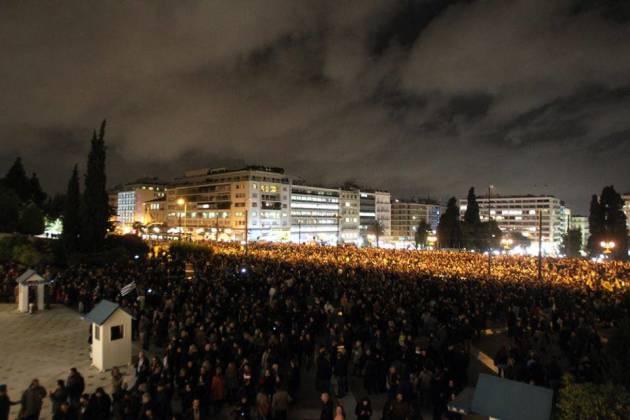 [DallaRete] Il contrattacco della Troika, la lezione di Atene