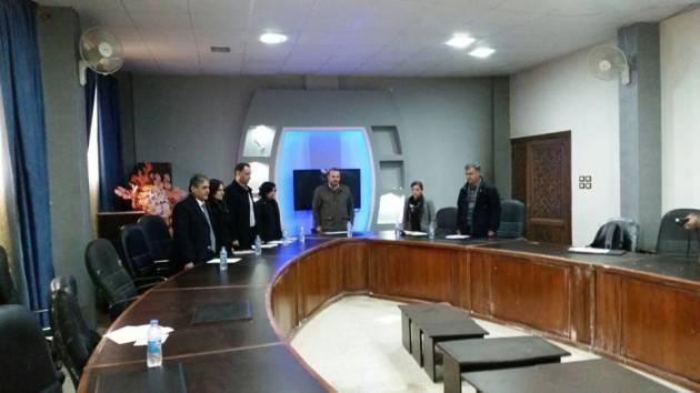 [DallaRete] Si riunisce a Kobane l'assemblea legislativa dei tre cantoni del Rojava