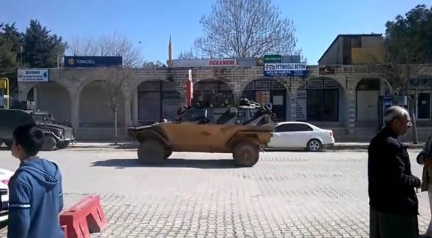 Pillole dal confine con Kobane