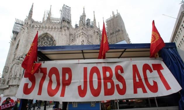 [DallaRete] Jobs Act, demansionati e precari