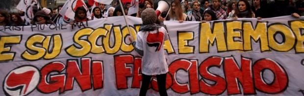 [DallaRete] Solidali agli studenti aggrediti, Milano e le sue scuole sono antifasciste e antirazziste!