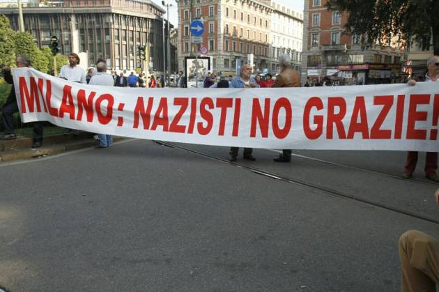 [DallaRete] Milano dice no al fascismo (assemblea pubblica mercoledì 25 Marzo)