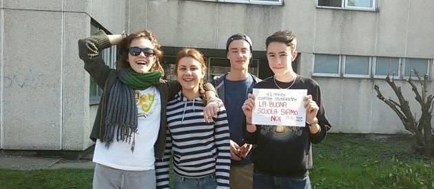 12 Marzo, studenti in piazza contro la 'Buona Scuola'
