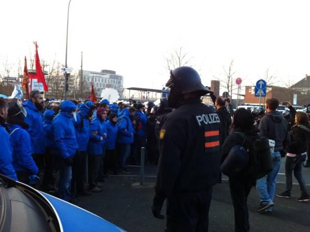 Blockupy Frankfurt #18M – Galleria fotografica ed aggiornamenti