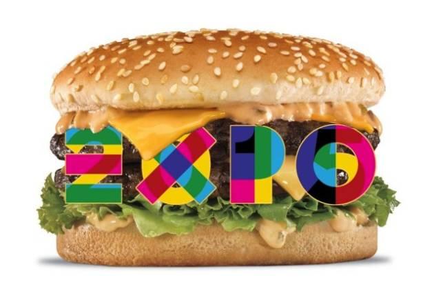 [DallaRete] McDonald's a Expo 2015: non si era detto cibo sano, sicuro e italiano?