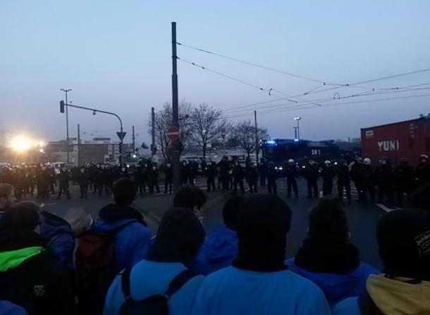 [News] Blockupy Francoforte – Iniziati i blocchi