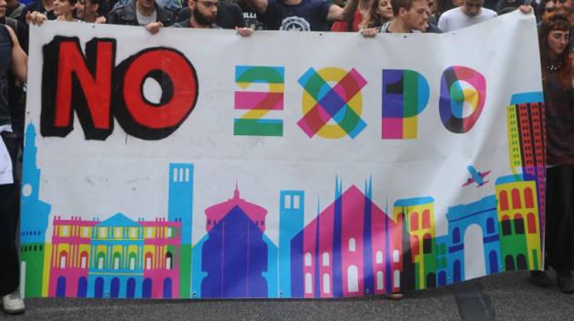 [News] Lavoratrici e lavoratori contro Expo: invito all'assemblea di martedì 24 Marzo