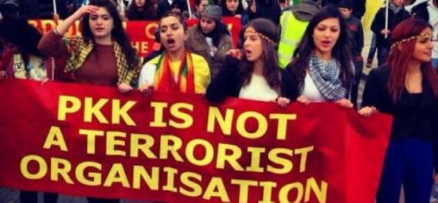 [DallaRete] Il governo tedesco insiste sulla messa al bando del PKK