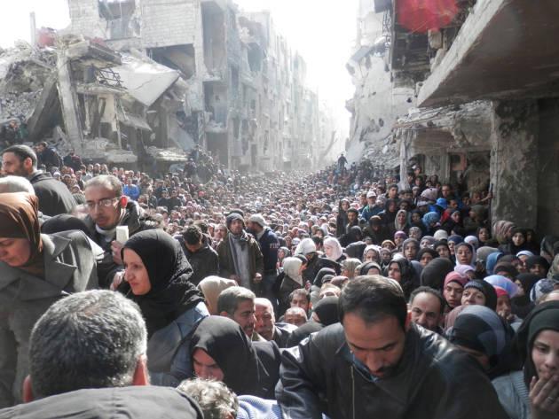[DallaRete] Cos'è Yarmuk, il campo profughi conquistato dal gruppo Stato islamico in Siria
