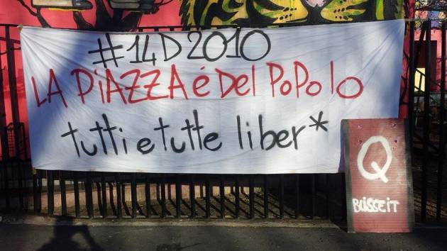 [DallaRete] Piazza del Popolo, slitta la sentenza per il 14 Dicembre