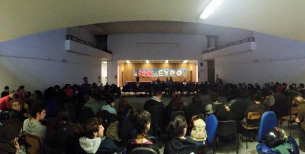 [DallaRete] Le cinque giornate della Milano #NoExpo