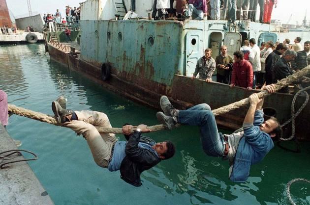 """[DallaRete] La volta che l'Italia fece un """"blocco navale"""""""