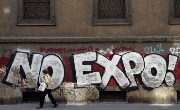 """[DallaRete] NoExpo: """"C'è chi apre e chi chiude"""" (comunicato stampa sulle perquisizioni e gli sgomberi di ieri)"""