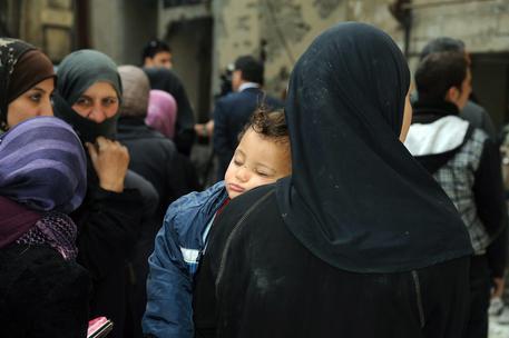 [DallaRete] Più di tremila bambini intrappolati a Yarmuk