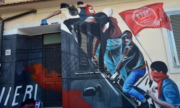 [DallaRete] Milano: a tre giorni da Expo sgomberata la base di solidarietà popolare al Giambellino