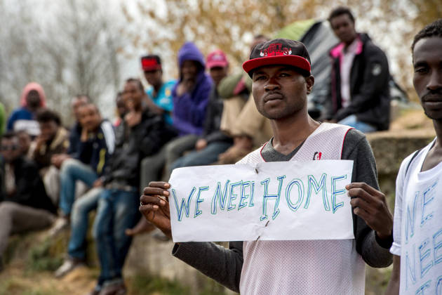 [DallaRete] Le nuove linee guida europee sull'immigrazione