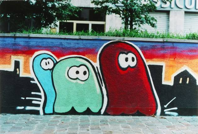 [DallaRete] Pao sulla cancellazione del murales di Via Cesariano