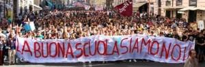 Stop Buona Scuola! Cacciamo la Giannini dalla Bicocca! @ Università Bicocca Edificio U6