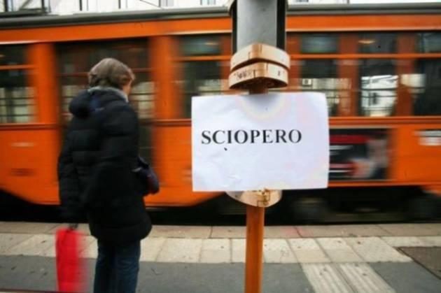 [News] Ennesima precettazione a Milano